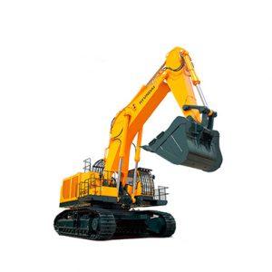 Excavadora Hyundai R1250LC-9