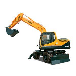 Excavadora Hyundai R180W-9S