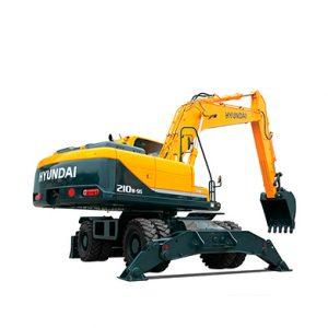 Excavadora Hyundai R210W-9S