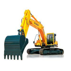 Excavadora Hyundai R260LC-9S