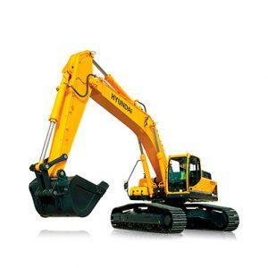 Excavadora Hyundai R380LC-9SH