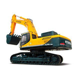 Excavadora Hyundai R520LC-9S