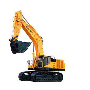 Excavadora Hyundai R850LC-9