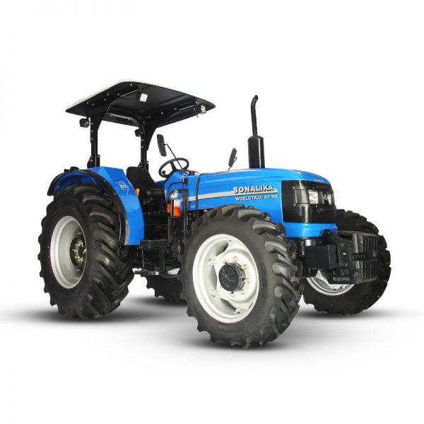 Tractor Sonalika Worldtrac 90RX