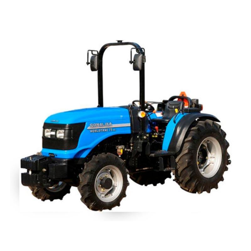 Tractores fruteros